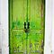 Green Old Doors