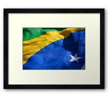 Brasil! Framed Print