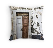 Two-tone Tavira Throw Pillow