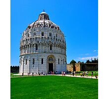 Pisa's Miracles VI Photographic Print