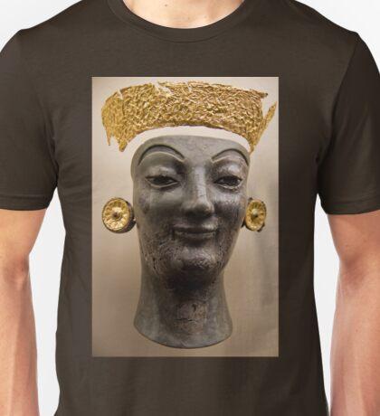 Greece. Delphi. Goddess Artemis. Unisex T-Shirt