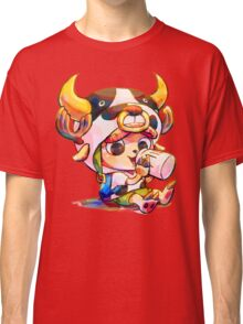 Cow Costume Chopper Classic T-Shirt