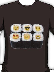 Emoji Sushi T-Shirt
