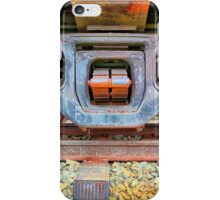 Rusty Wheels iPhone Case/Skin