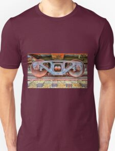 Rusty Wheels Unisex T-Shirt