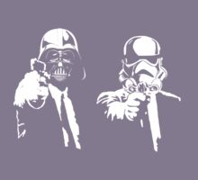Star Fiction (Pulp Wars) Kids Clothes