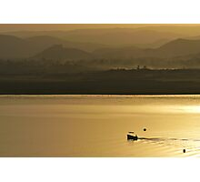 layers of serenity Photographic Print