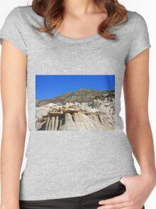Hoo Doos Women's Fitted Scoop T-Shirt