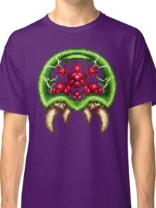 Super Metroid - Giant Metroid Classic T-Shirt