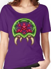 Super Metroid - Giant Metroid Women's Relaxed Fit T-Shirt