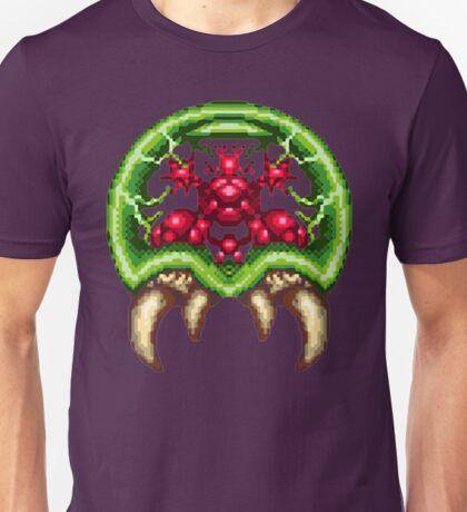 Super Metroid - Giant Metroid Unisex T-Shirt