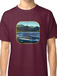 Low Tide, Late Evening Classic T-Shirt