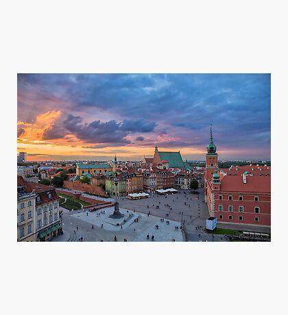 Warsaw Photographic Print