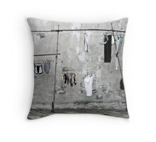 Air your Dirty Laundry Throw Pillow