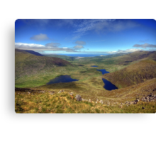 The Connor Pass Canvas Print