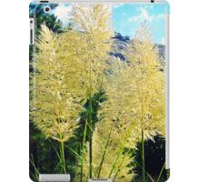 Golden Fluff iPad Case/Skin