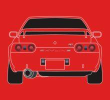 Nissan GTR R32 White Kids Tee