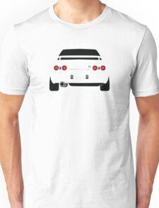 Nissan GTR R32 White Unisex T-Shirt