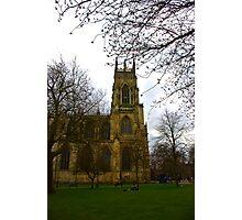 York Minster Photographic Print