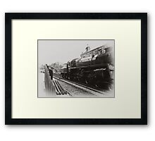Goathland - North Yorks Moors Railway Framed Print