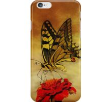 Open Your Wings And Fly iPhone Case/Skin
