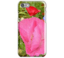 The Pink Papaver..............................Most Products iPhone Case/Skin