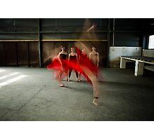 ballet 10 Photographic Print