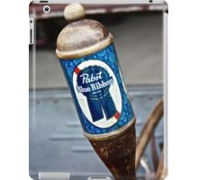 Pabst Blue Ribbon Beer iPad Case/Skin