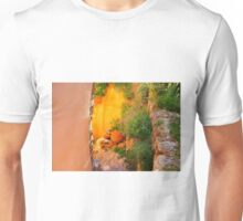 Flowered Corner Unisex T-Shirt