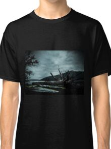 Ghost Surfers Cove Classic T-Shirt