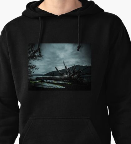 Ghost Surfers Cove Pullover Hoodie