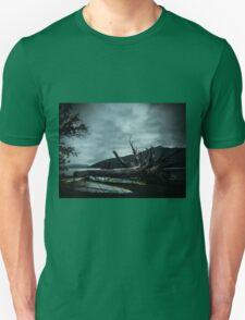 Ghost Surfers Cove T-Shirt