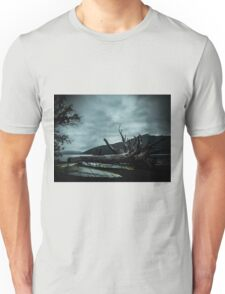 Ghost Surfers Cove Unisex T-Shirt
