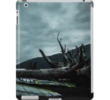 Ghost Surfers Cove iPad Case/Skin