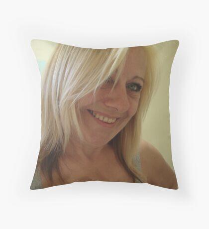 Me! Me! Me! Throw Pillow