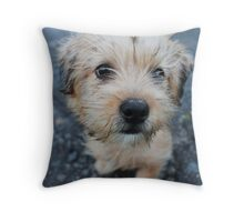 Tough as old boots! Throw Pillow