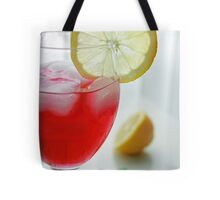 Cocktail Tote Bag