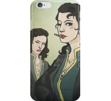Fallout: Femme!snakes iPhone Case/Skin