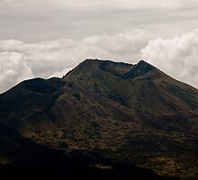 Batur Volcano vents by Keith Irving