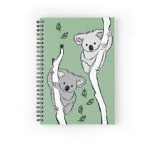 koala? i've never seen her-bi-vore!  Spiral Notebook