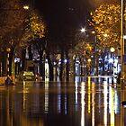 Night Flood in Cockermouth by Gavin Wilson