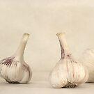 Fresh Garlic by Priska Wettstein