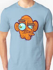 Old Poker Face Unisex T-Shirt