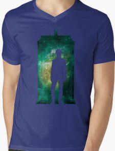 Yowza! Mens V-Neck T-Shirt
