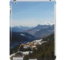 Snowy Mountains iPad Case/Skin