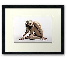 Contemplate Framed Print
