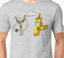 I´m your Father Gold Unisex T-Shirt