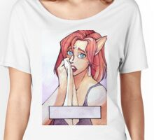 Natalia Wilford Women's Relaxed Fit T-Shirt