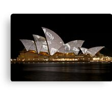 End of the Disco at the Opera Canvas Print