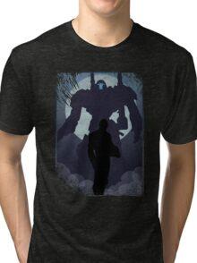 Propaganda Jaeger 2/5 Tri-blend T-Shirt